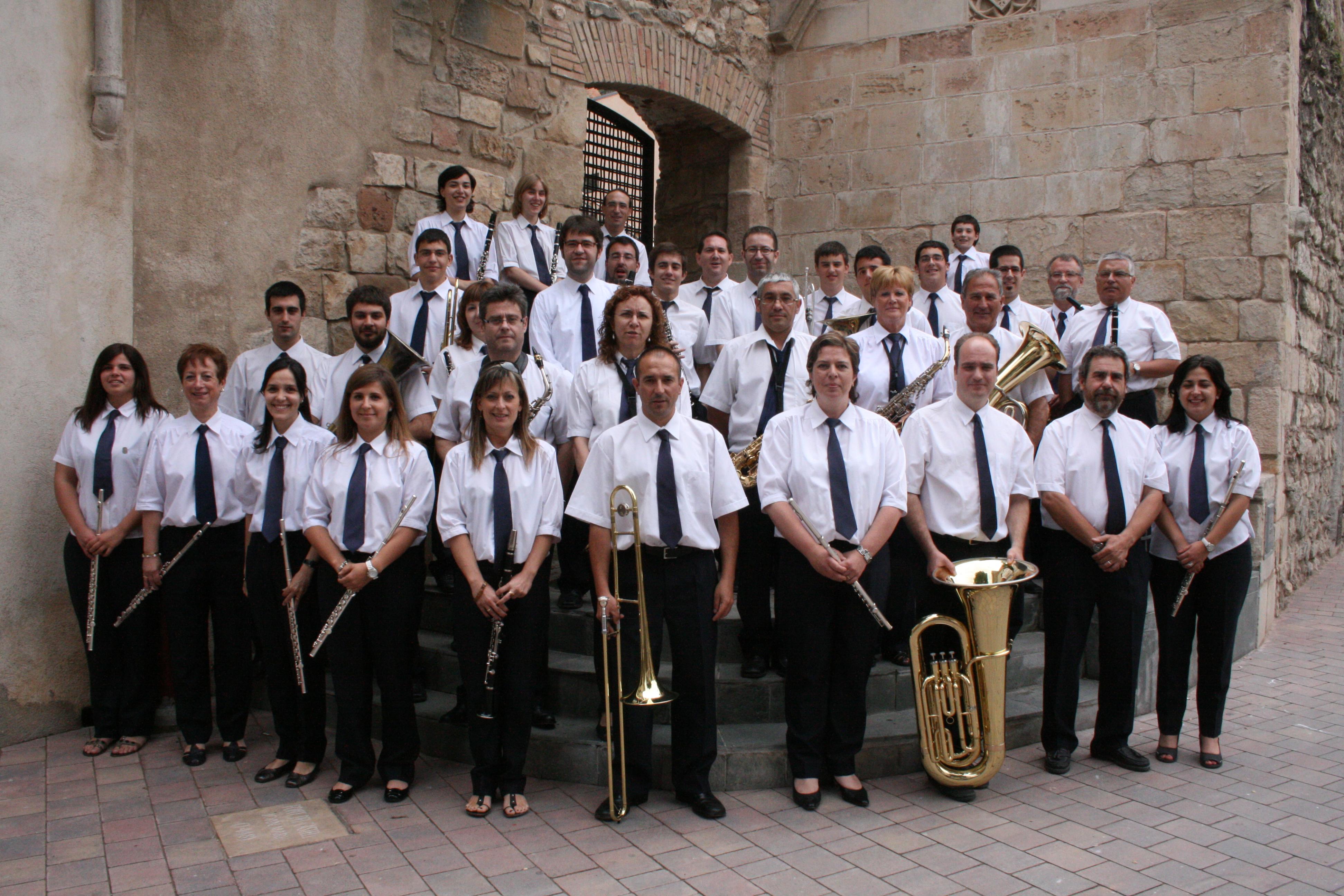imatge de la banda, estiu 2010