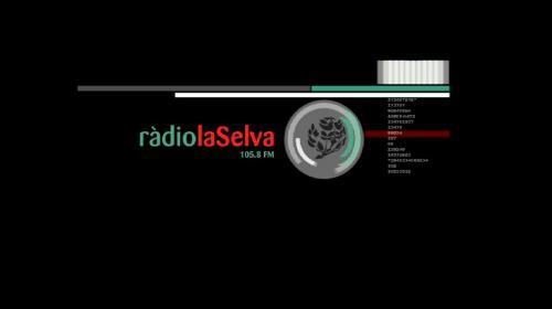 Ràdio la Selva 105.8FM
