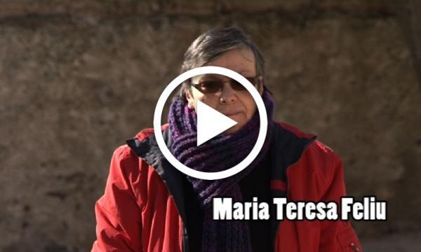 06.Les entitats, amb Maria Teresa Feliu.