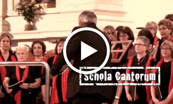 SEGELL SELVATÀ: Schola Cantorum