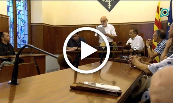 L'Ajuntament oficialitza el càrrec de cronista local a Quim Masdeu Guitert