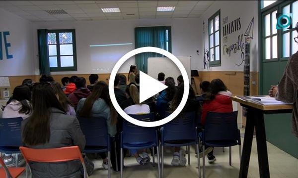 Els alumnes de 2n d'ESO participen en un taller sobre identitat de gènere