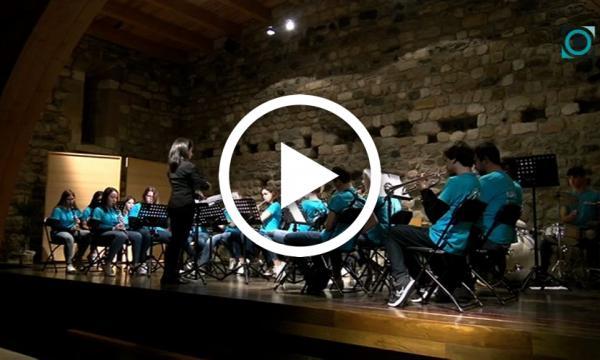 El concert de l'Aula Vilalta tanca el repertori d'actuacions musicals nadalenques