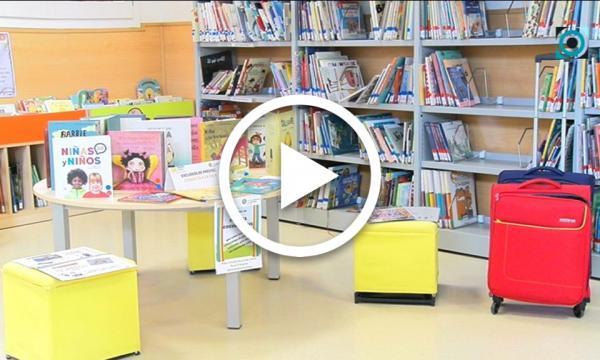 La Biblioteca infantil inclou llibres de temàtica inclusiva en el seu catàleg