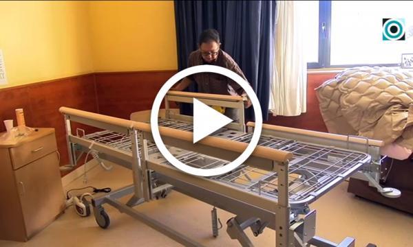 Finalitza la renovació dels llits ergonòmics de la Residència el Vilar