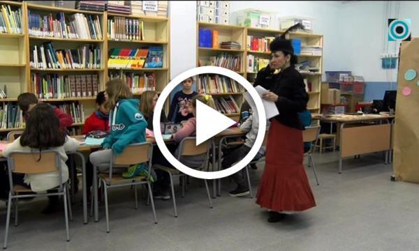 Teatre de Maleta dinamitza les propostes educatives incloses en el Pla d'Entorn del poble