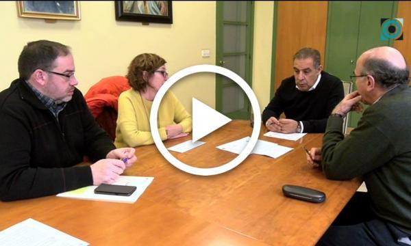 L'Ajuntament destina 3.000€ del programa de solidaritat i col·laboració a la Fundació Formació i Treball