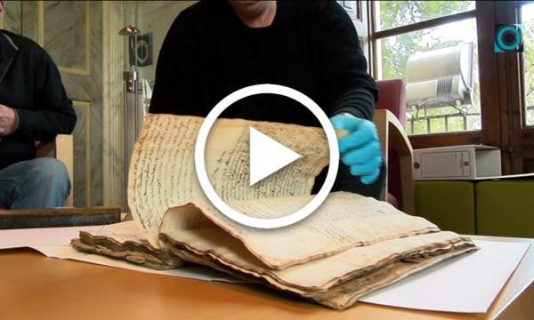 La Diputació restaurarà el Llibre de les Noves Ordinacions de la Confraria i una col·lecció de pergamins de l'arxiu municipal