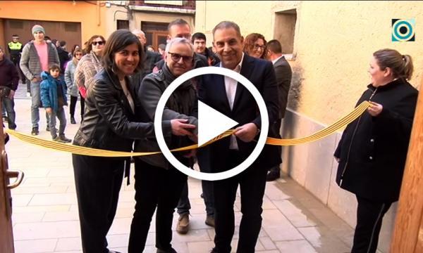 La Selva estrena el Casal del Nucli Antic i la remodelació de l'auditori de Santa Llúcia