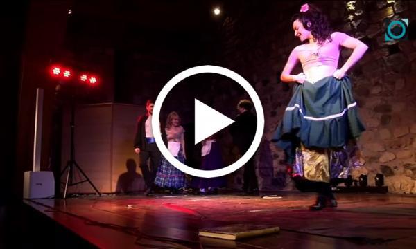 """El Castell viu la màgia de les danses irlandeses amb """"Celtic Flow Dancers"""""""