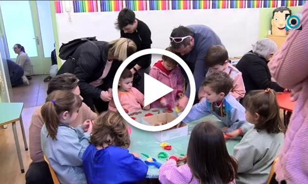 El col·legi Sant Rafael obre les portes de la llar d'infants i parvulari amb la dinàmica dels ambients de treball