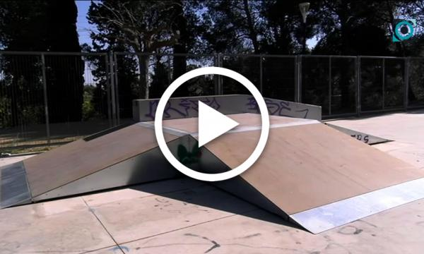 La pista de skate i els parcs municipals renovaran completament els seus equipaments