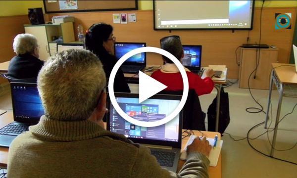L'Àrea de Formació impulsa cursos d'informàtica adreçats a principiants