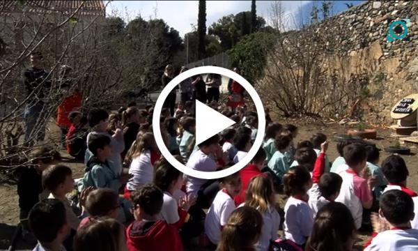 """""""Apaguem la Wi-Fi"""", el lema de la Jornada Verda d'enguany del col·legi Sant Rafael"""