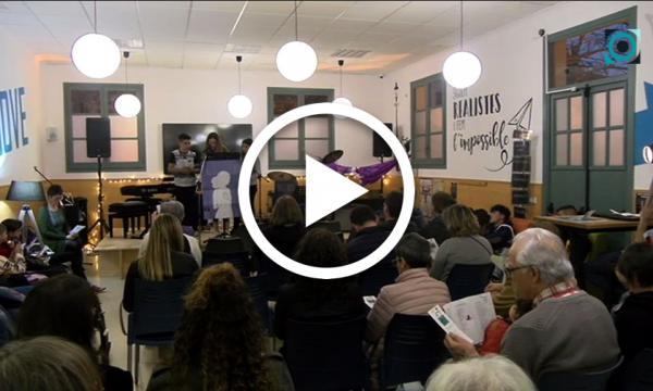 Tres vetllades poètico-musicals vesteixen la Selva de versos en el Dia Mundial de la Poesia