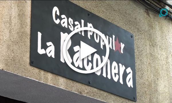Una jornada festiva estrena el local del Casal Popular La Raconera