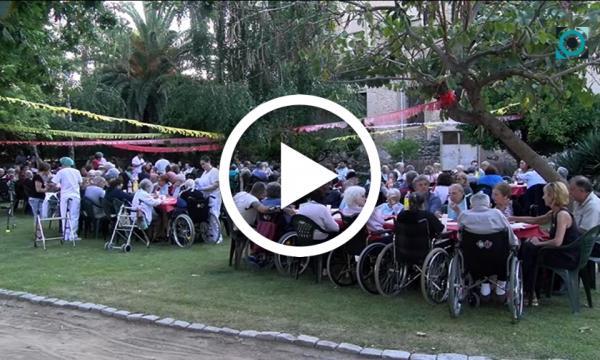 El Vilar celebra la Festa de les Famílies, una oportunitat per usuaris i famílies de gaudir d'una vetllada en germanor