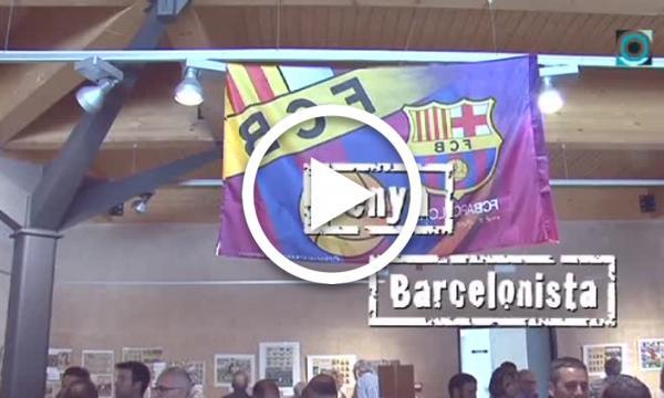 SEGELL SELVATÀ: Penya del Barça