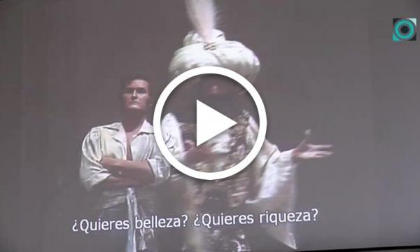 """El Rodamon torna al Liceu amb l'òpera """"L'Italiana in Algeri"""" de Rossini"""
