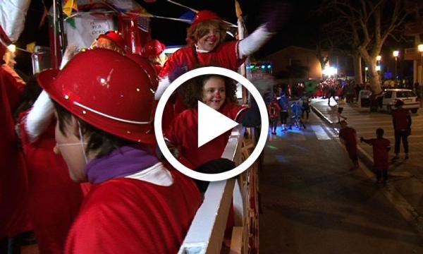 Carnaval a la Selva del Camp